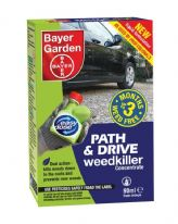 Bayer Path & Drive Weedkiller - 90ml Concentrate